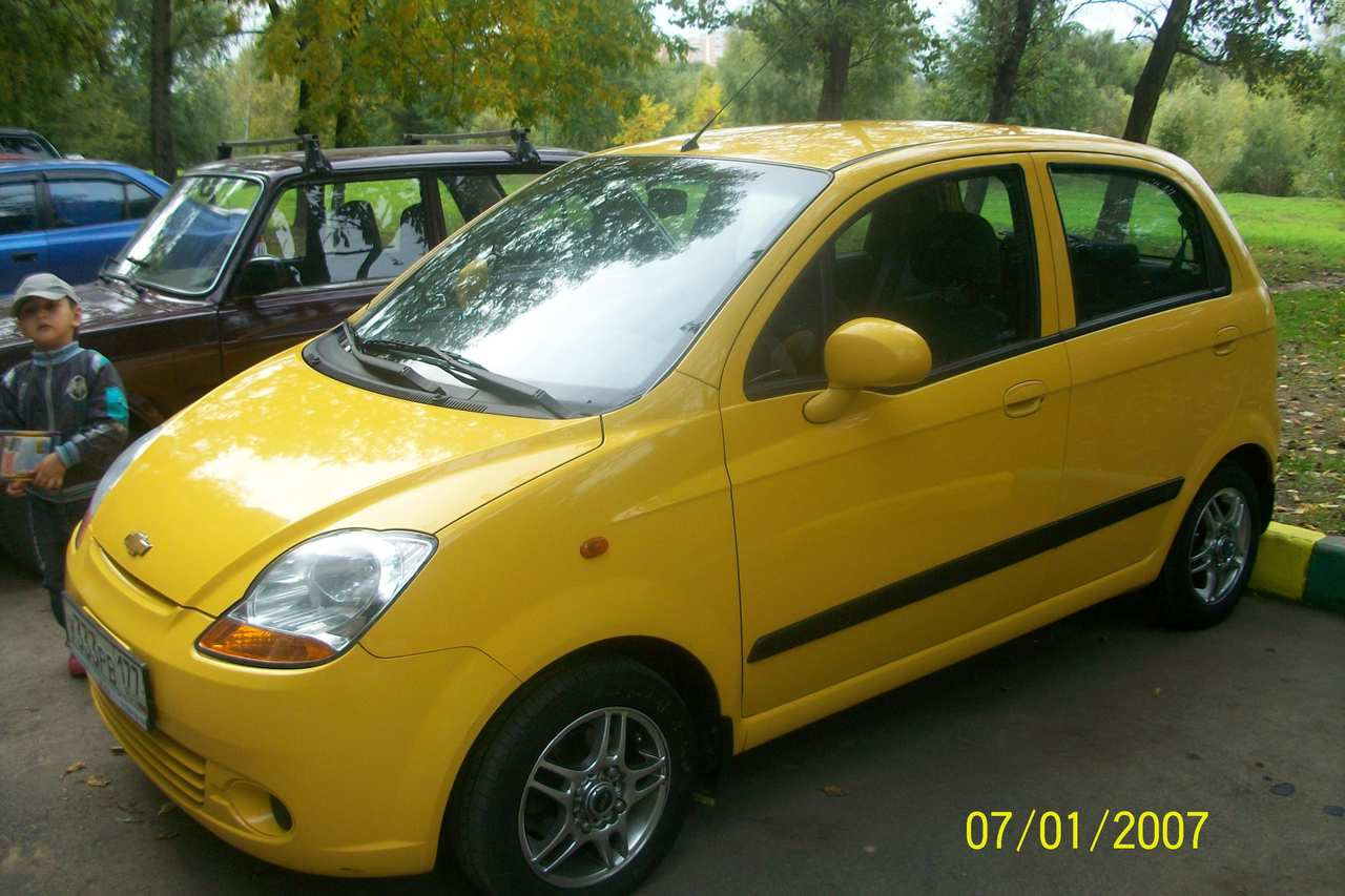 Used 2007 Chevrolet Spark Photos  796cc   Gasoline  Ff  Manual For Sale