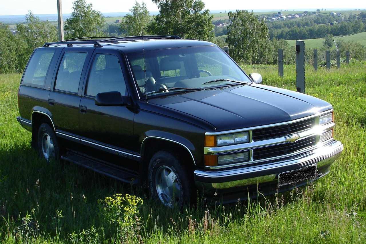 1996 chevrolet tahoe images 5700cc gasoline automatic for sale. Black Bedroom Furniture Sets. Home Design Ideas