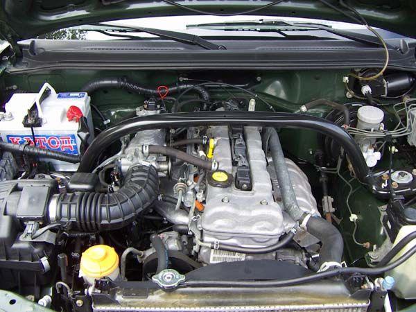 Chevrolet Tracker Orig