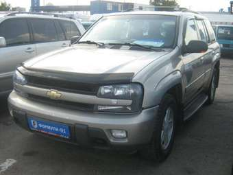 2001 Chevrolet Trailblazer Wallpapers