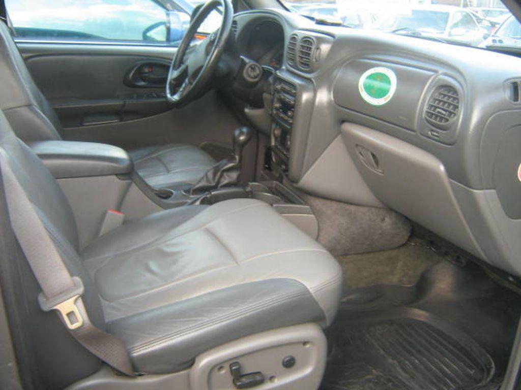 2001 Chevrolet Trailblazer Images