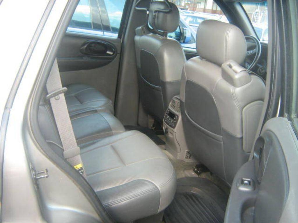 2001 Chevrolet Trailblazer Pictures