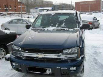 2001 Chevrolet Trailblazer For Sale 42 Gasoline Automatic For Sale