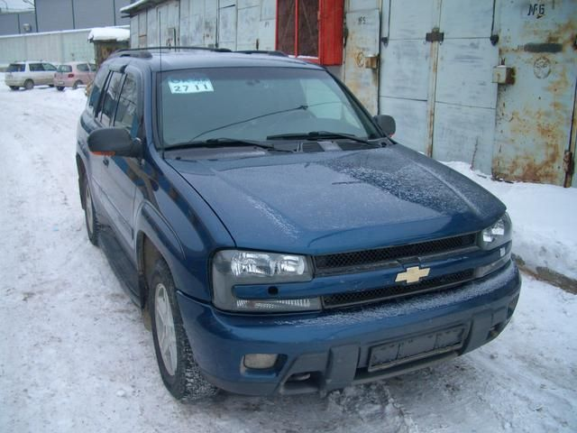 have a 2004 trailblazer ext 6 cyl need to replace the autos post. Black Bedroom Furniture Sets. Home Design Ideas