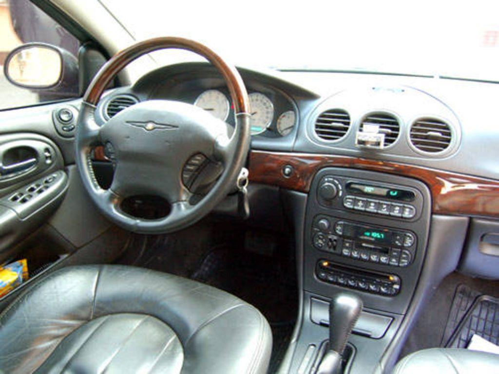 2003 Chrysler 300m Pictures 2700cc Gasoline Ff
