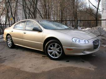 Chrysler Concorde A B