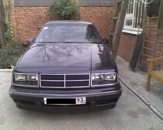 1989 Chrysler LE Baron Pictures