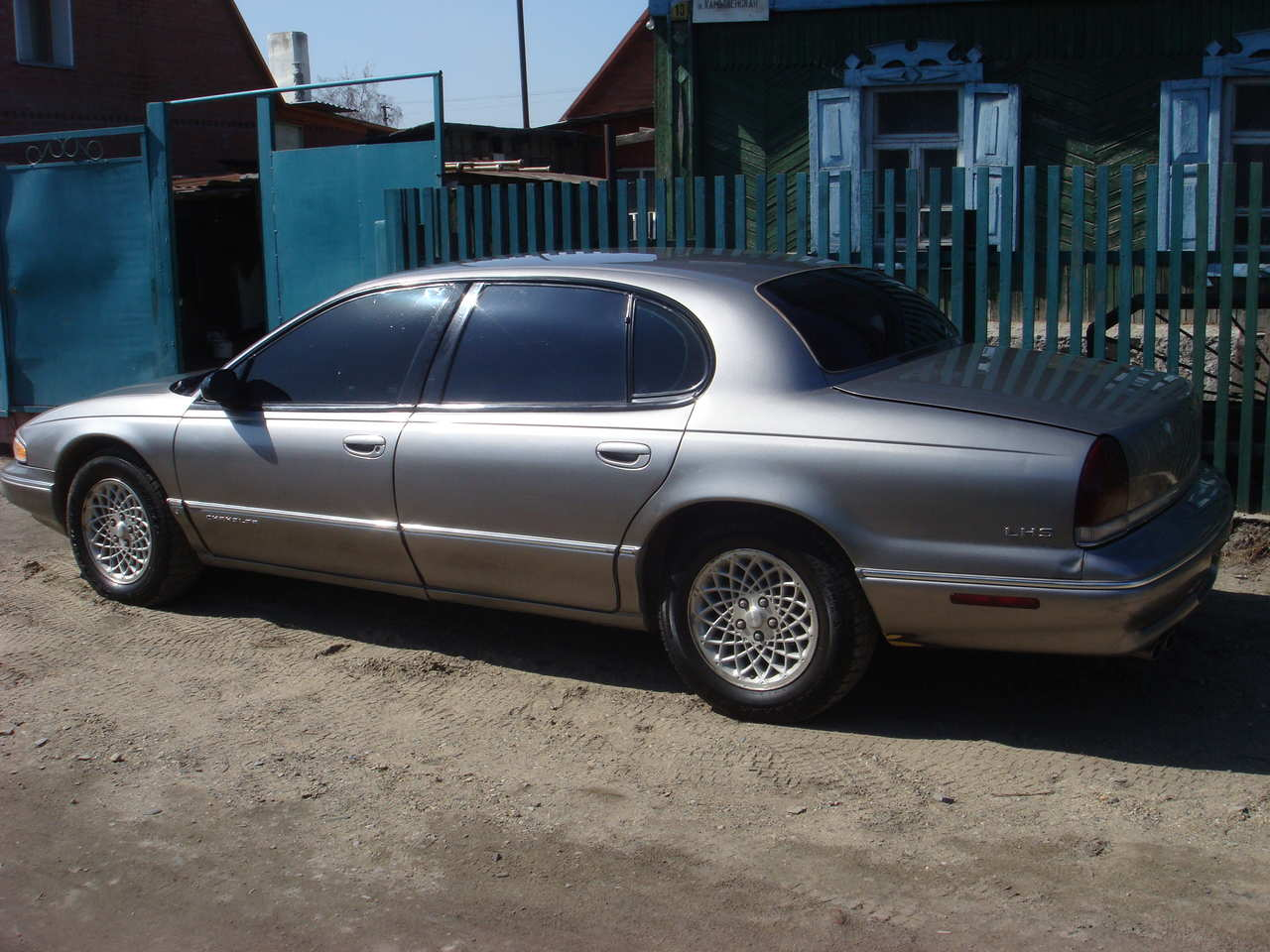 used 1996 chrysler lhs photos 3 5 gasoline ff automatic for sale