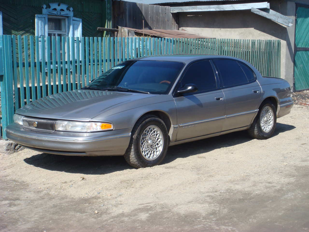 service manual repair manual for a 1996 chrysler lhs. Black Bedroom Furniture Sets. Home Design Ideas