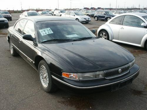 1997 Chrysler NEW Yorker Pics, 3 5, Gasoline, FF, Automatic