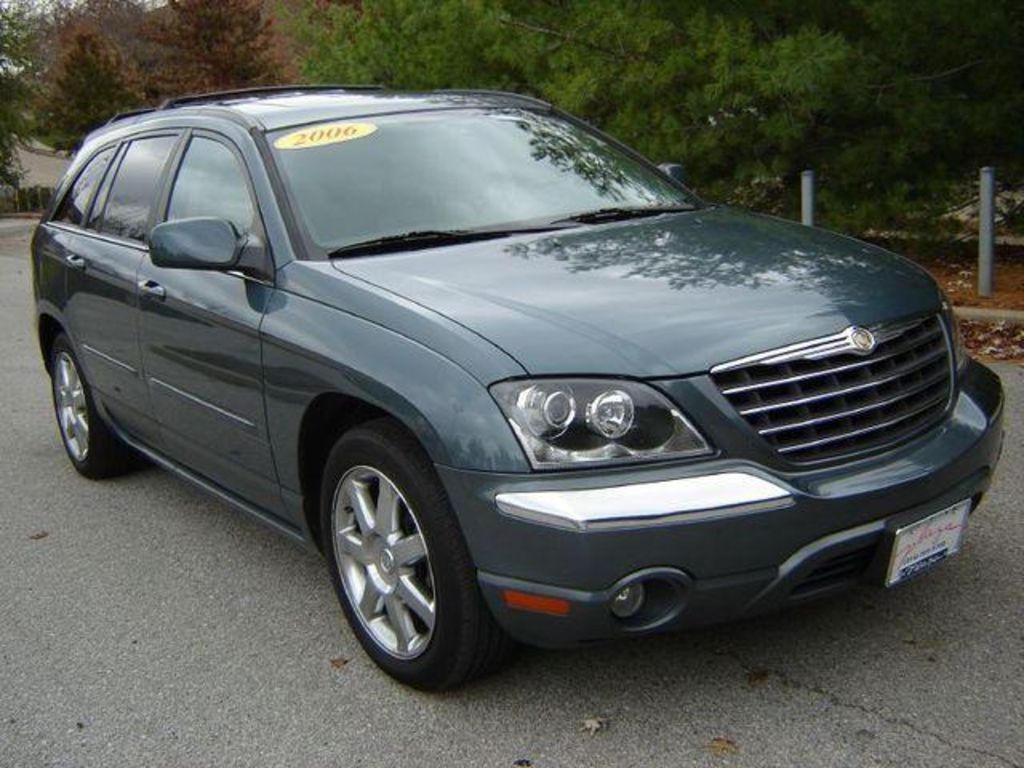 2003 chrysler pacifica for sale