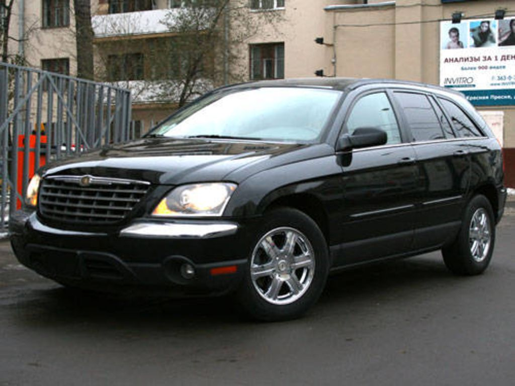 2004 chrysler pacifica pictures. Black Bedroom Furniture Sets. Home Design Ideas