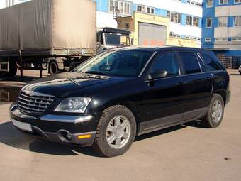 2004 chrysler pacifica for sale 3500cc gasoline. Black Bedroom Furniture Sets. Home Design Ideas