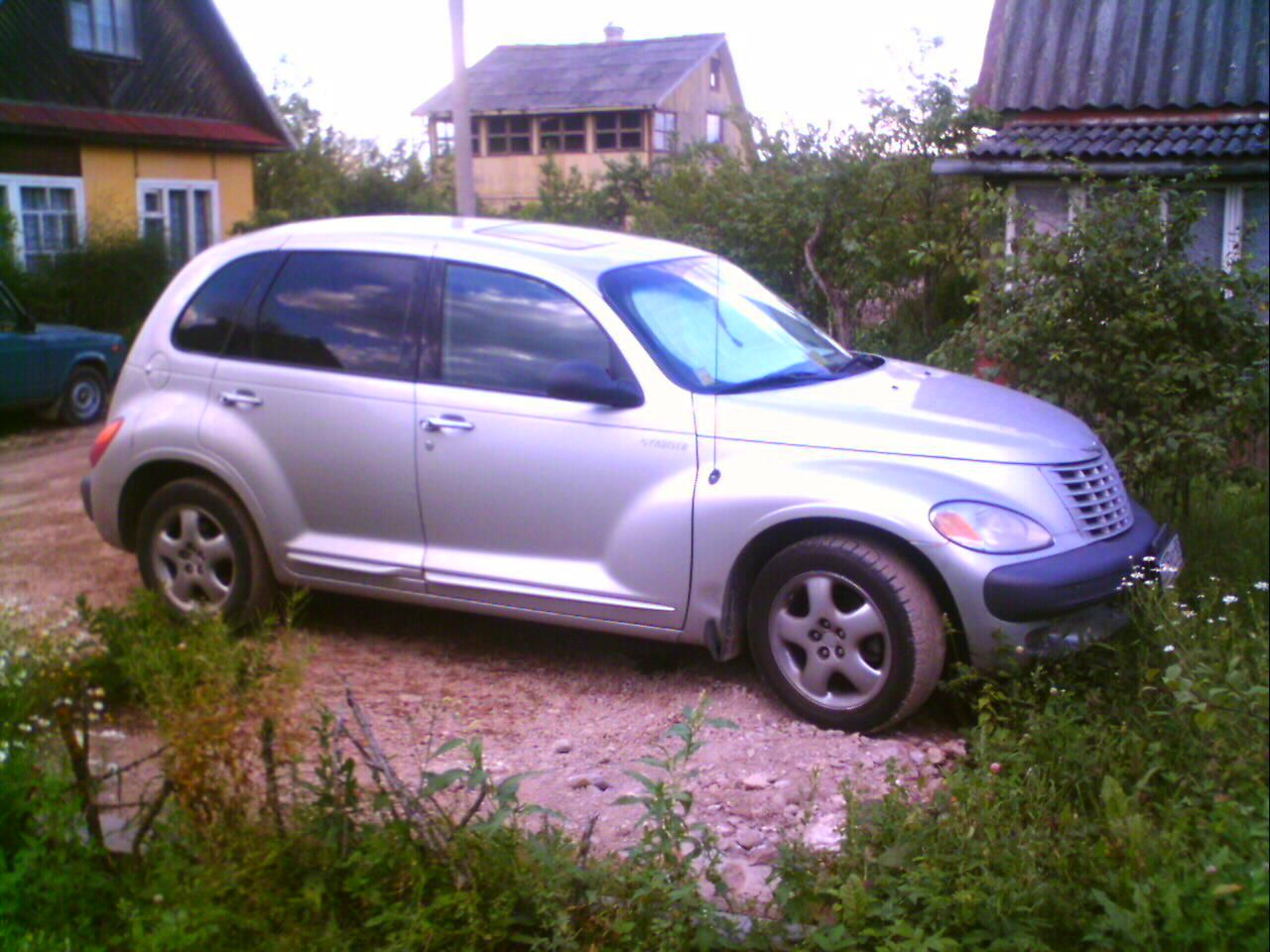 2000 chrysler pt cruiser pictures 2400cc gasoline ff. Black Bedroom Furniture Sets. Home Design Ideas