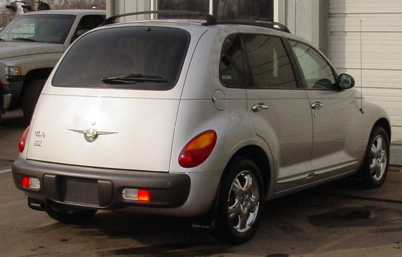 2000 chrysler pt cruiser pictures. Black Bedroom Furniture Sets. Home Design Ideas