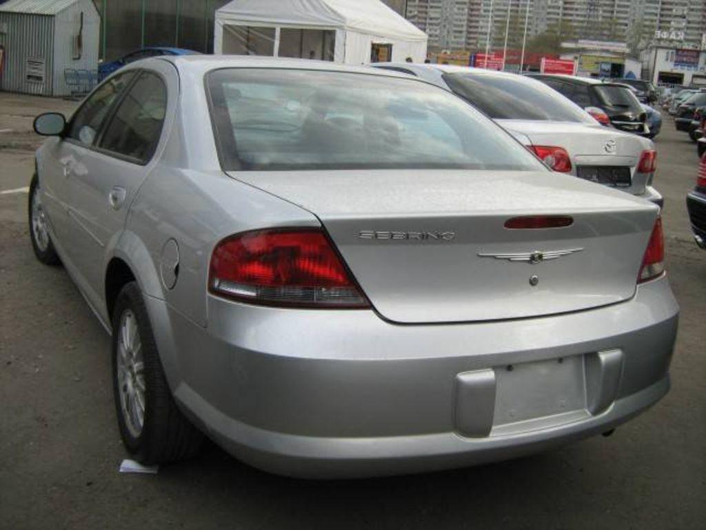 Chrysler Sebring Orig