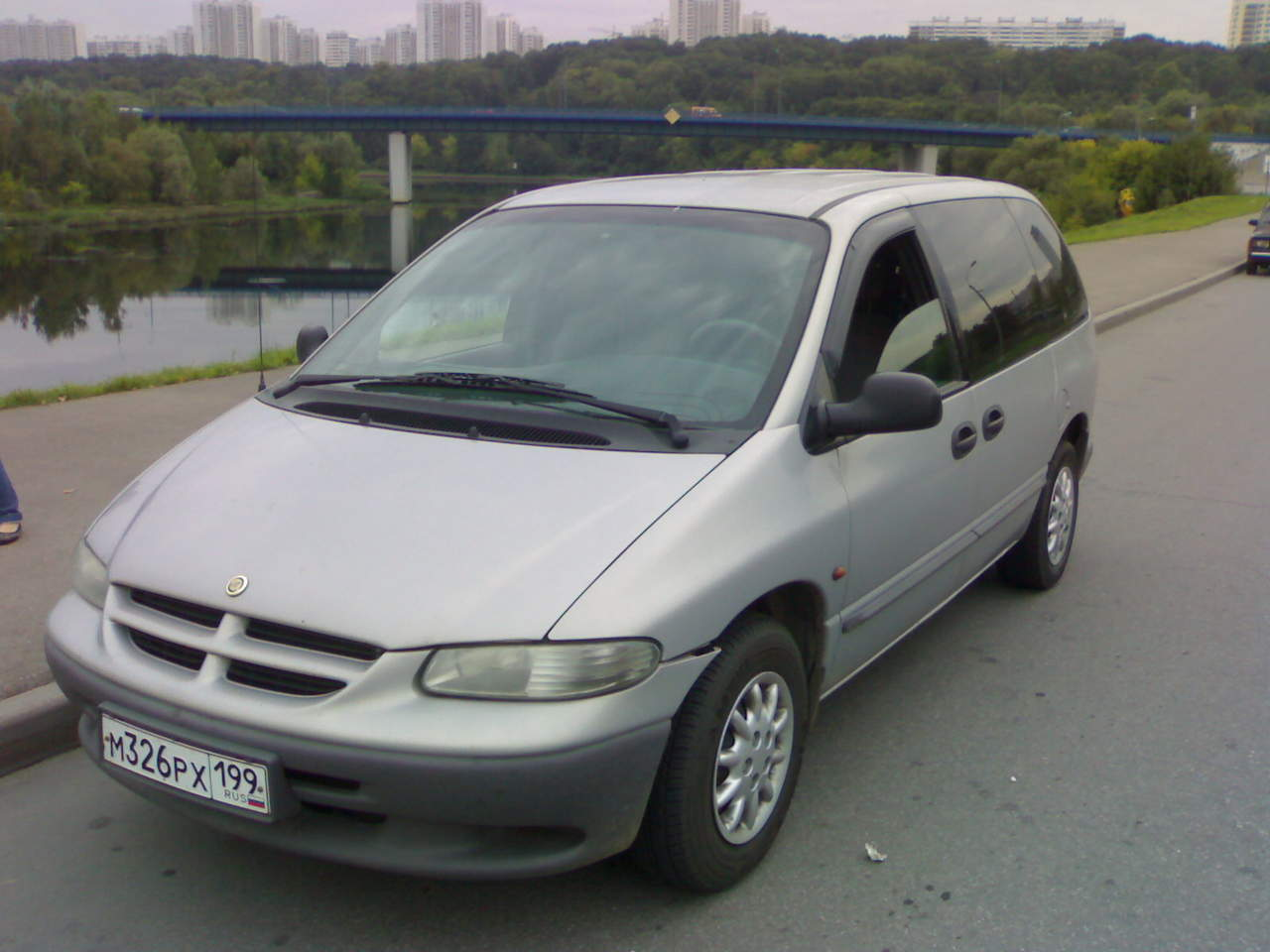 chrysler voyager 2000 - photo #6