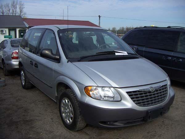 2001 Chrysler Voyager For Sale