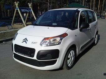 2010 Citroen C3 PICASSO Photos