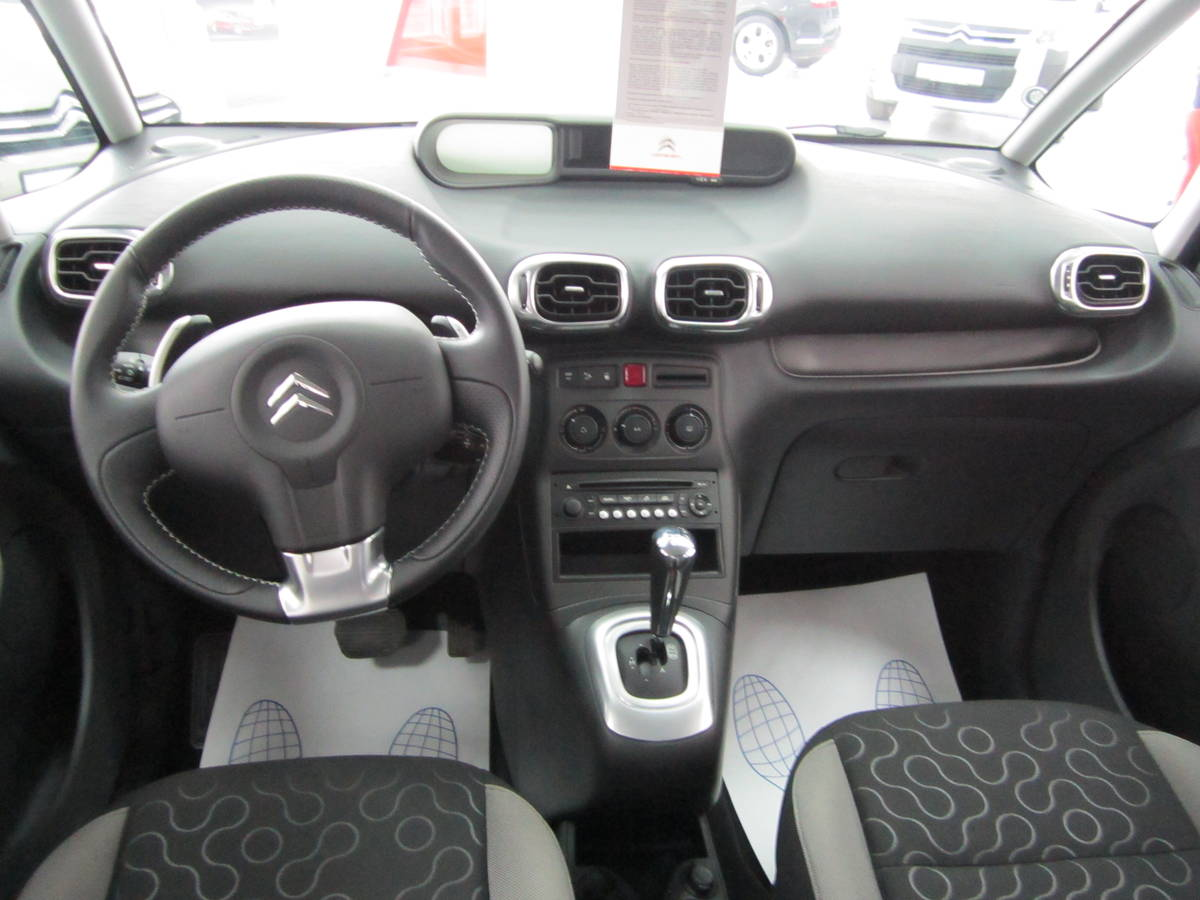 2012 citroen c3 picasso pictures 1600cc gasoline ff automatic for sale. Black Bedroom Furniture Sets. Home Design Ideas