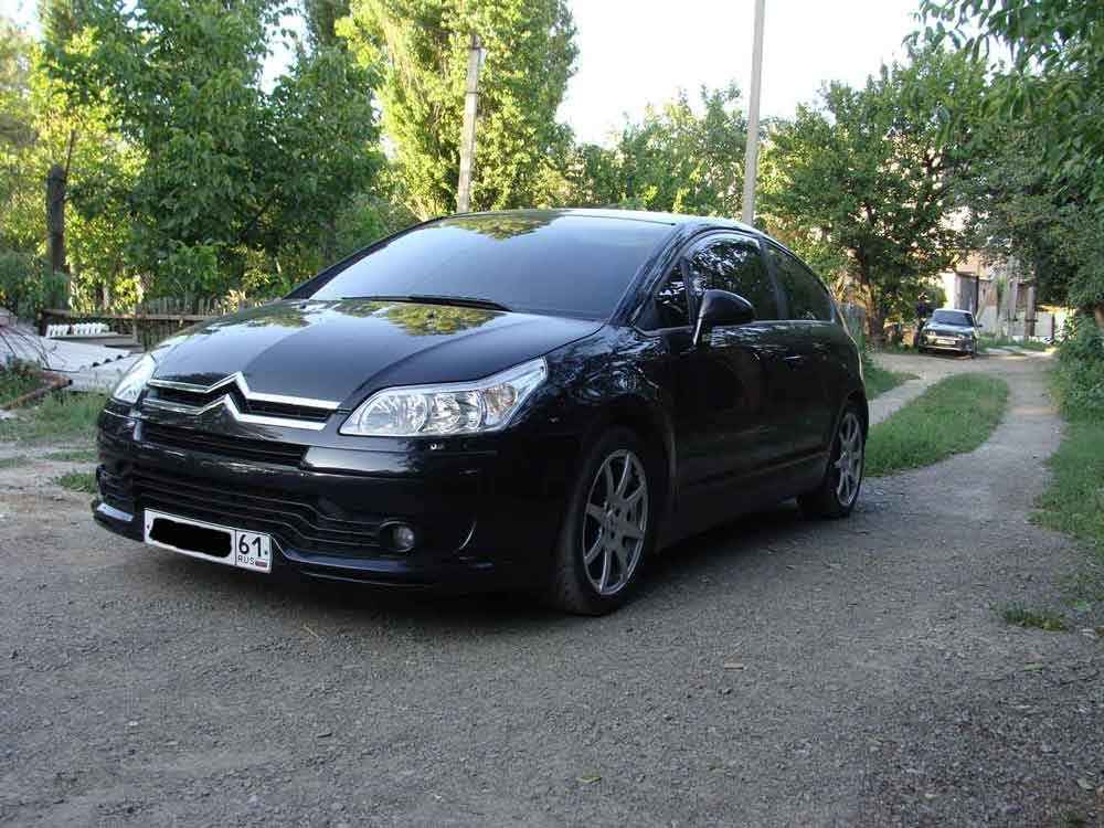 2006 citroen c4 photos 1 6 gasoline ff manual for sale. Black Bedroom Furniture Sets. Home Design Ideas