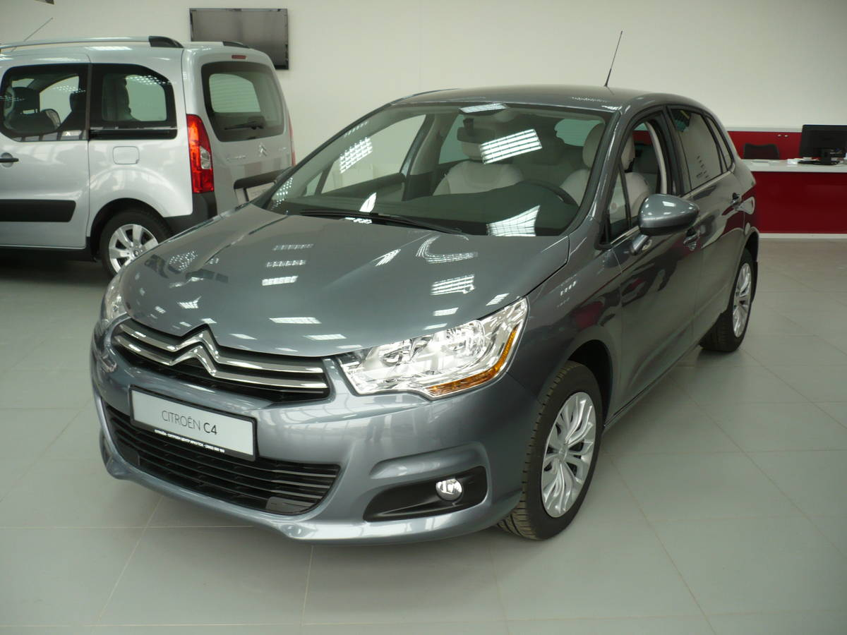 2011 citroen c4 photos 1600cc gasoline ff automatic for sale. Black Bedroom Furniture Sets. Home Design Ideas