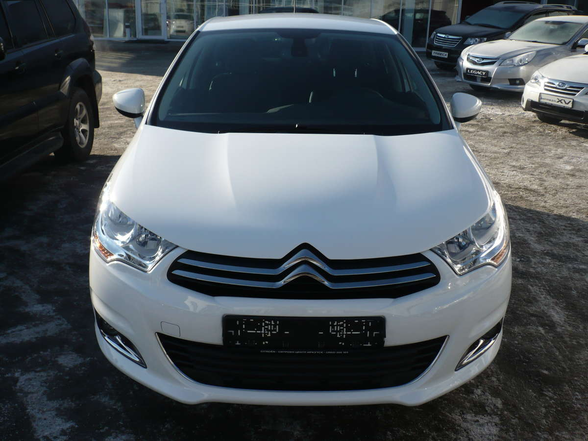 2012 citroen c4 pictures gasoline ff automatic for sale. Black Bedroom Furniture Sets. Home Design Ideas