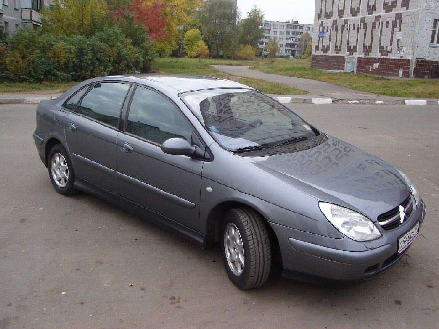 2002 citroen c5 pictures 2000cc gasoline ff automatic for sale. Black Bedroom Furniture Sets. Home Design Ideas