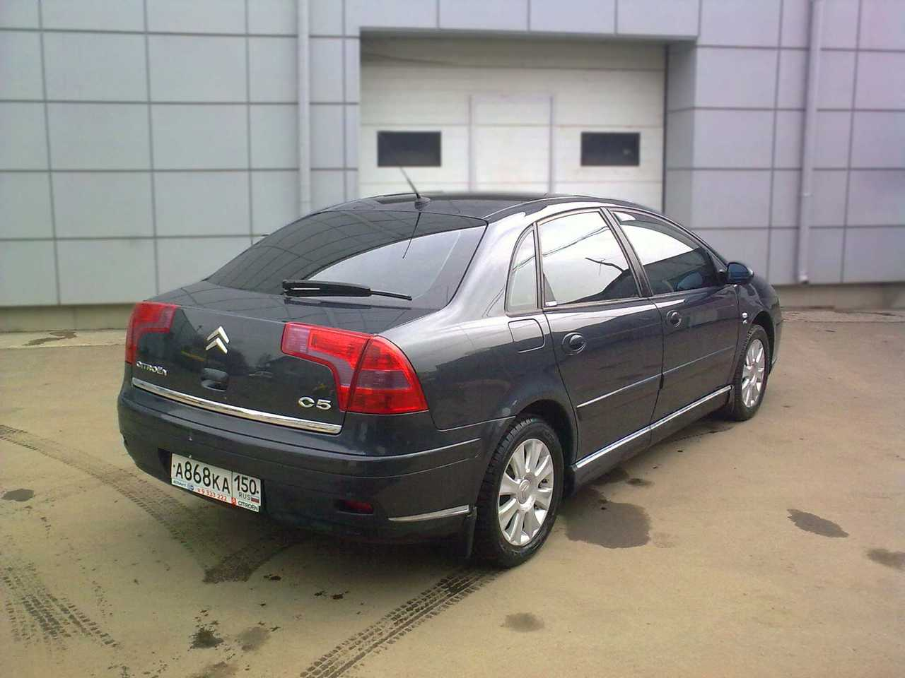 used 2005 citroen c5 photos 3000cc gasoline ff automatic for sale. Black Bedroom Furniture Sets. Home Design Ideas