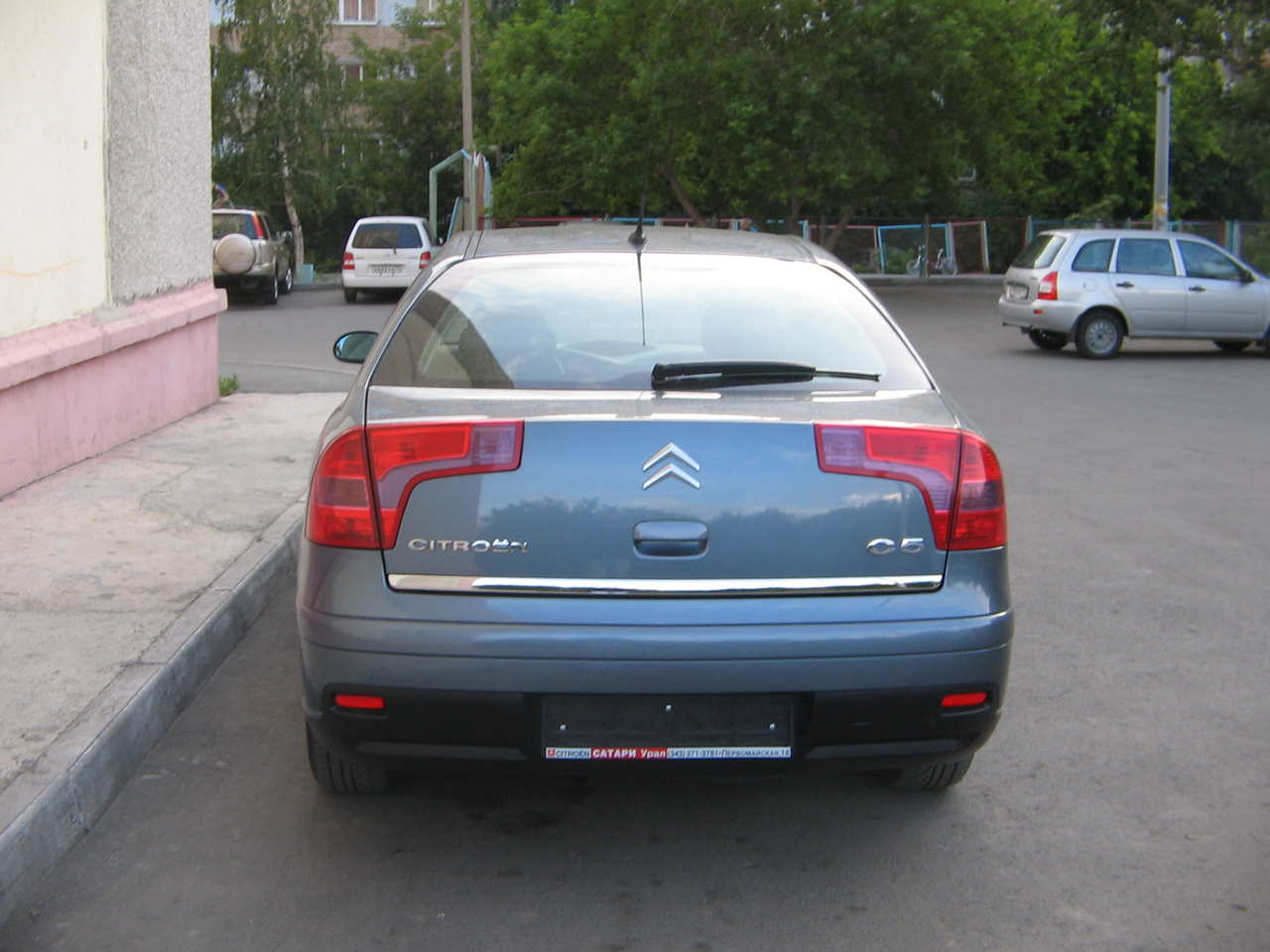 2006 citroen c5 photos 2 0 gasoline ff manual for sale. Black Bedroom Furniture Sets. Home Design Ideas