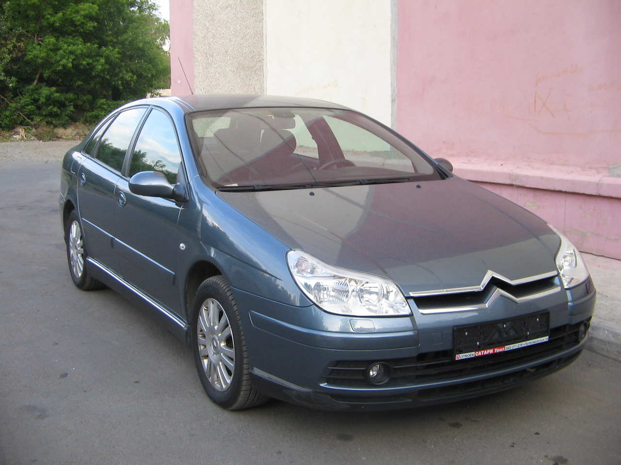 used 2006 citroen c5 photos 2000cc gasoline ff manual for sale. Black Bedroom Furniture Sets. Home Design Ideas