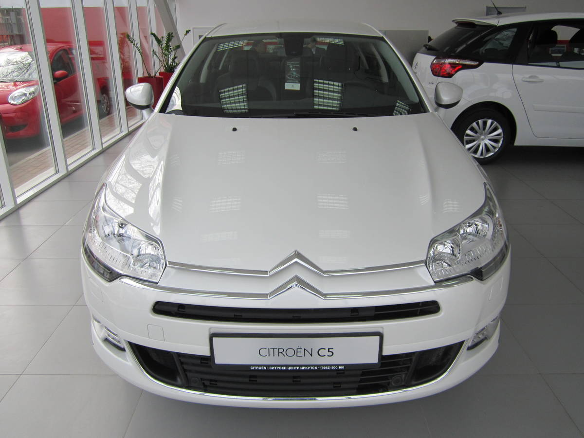 used 2012 citroen c5 photos 1600cc gasoline ff automatic for sale. Black Bedroom Furniture Sets. Home Design Ideas