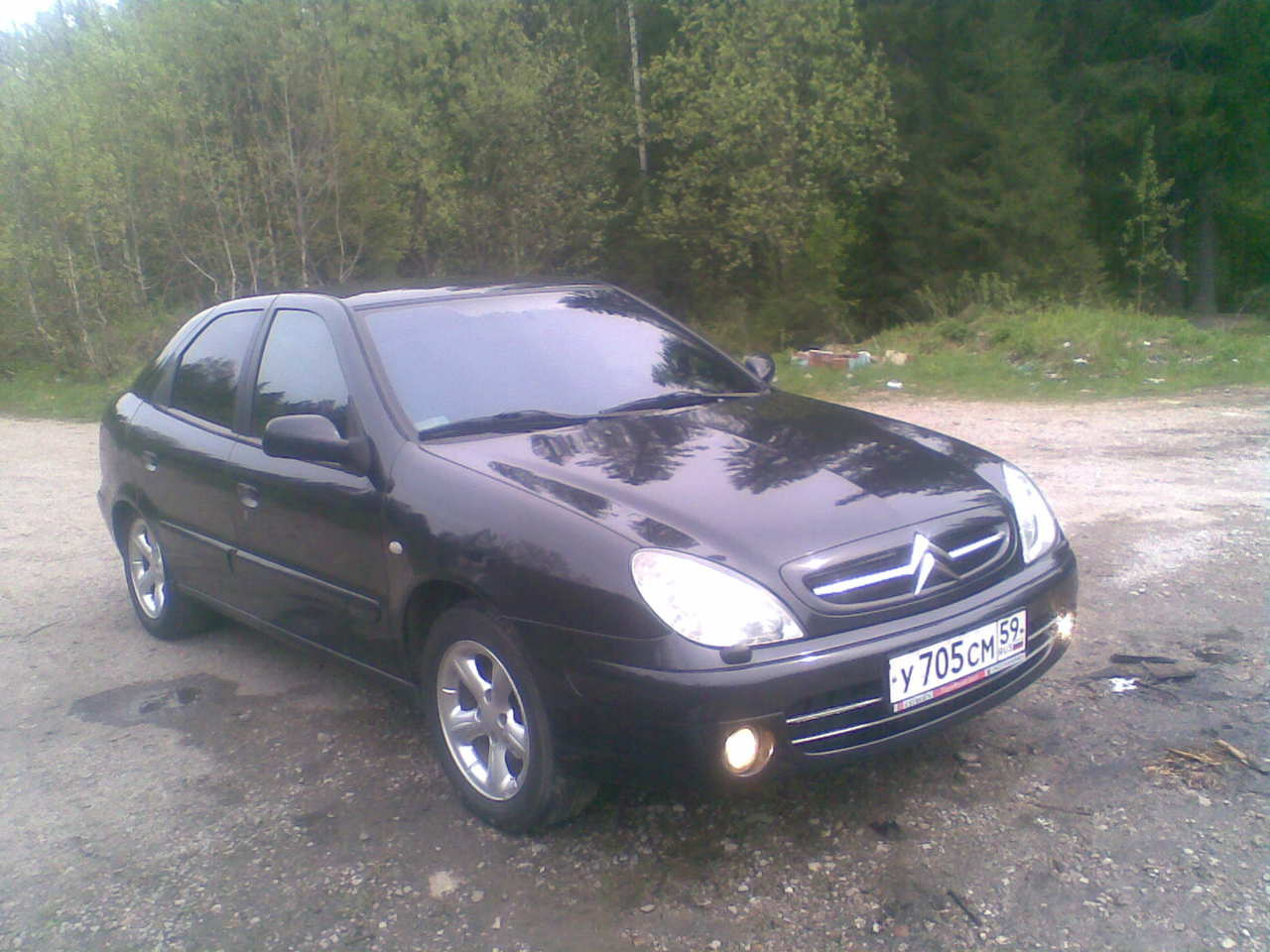 used 2003 citroen xsara photos 1600cc gasoline ff. Black Bedroom Furniture Sets. Home Design Ideas