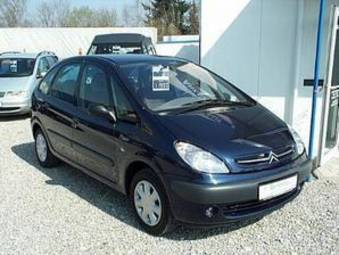2000 citroen xsara picasso for sale 1 8 gasoline ff. Black Bedroom Furniture Sets. Home Design Ideas