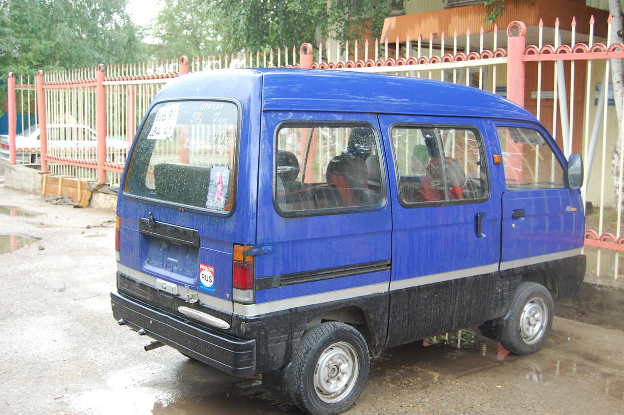 Used 1997 Daewoo Damas Photos, Gasoline, FR or RR, Manual For Sale