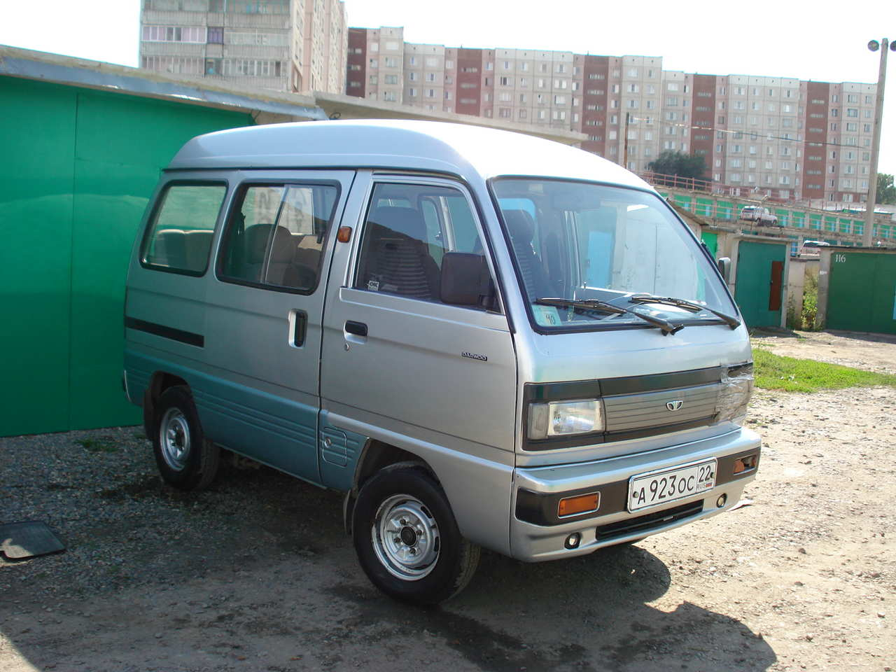1997 Daewoo Damas Pictures, 800cc., Gasoline, FR or RR, Manual For