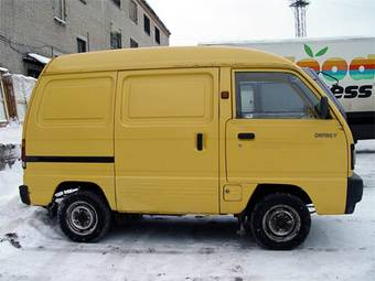 1998 Daewoo Damas For Sale, Gasoline, Manual For Sale
