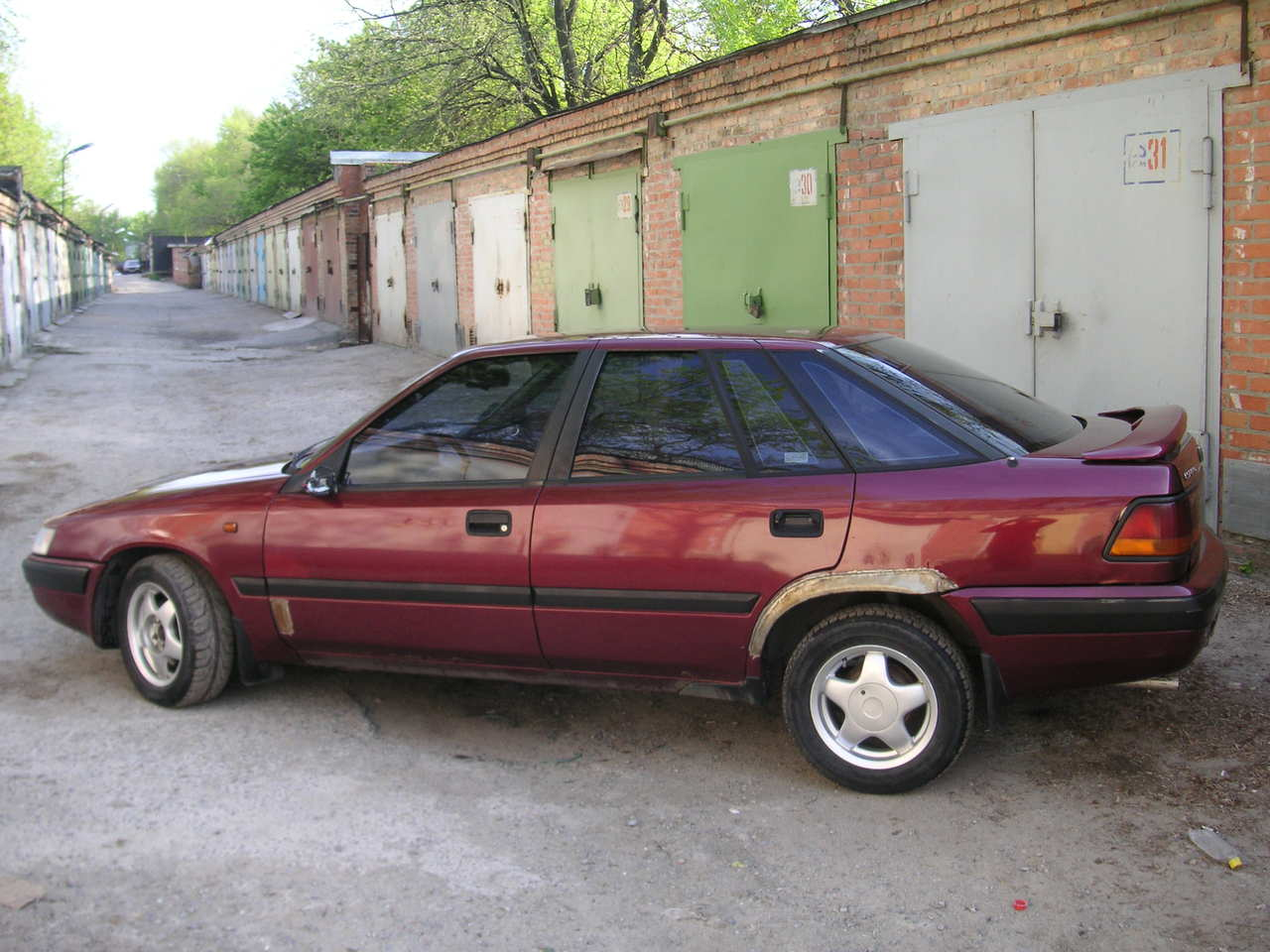 1997 daewoo espero pictures 2 0l gasoline ff automatic for sale