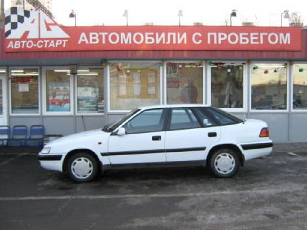 1998 Daewoo Espero For Sale