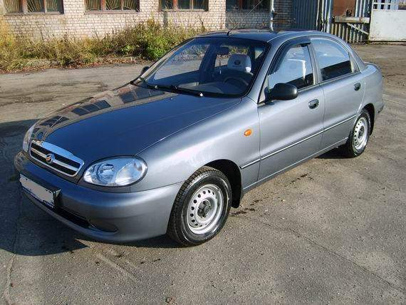 2007 Daewoo Lanos Pictures, 1.3l., Gasoline, FF, Manual For Sale