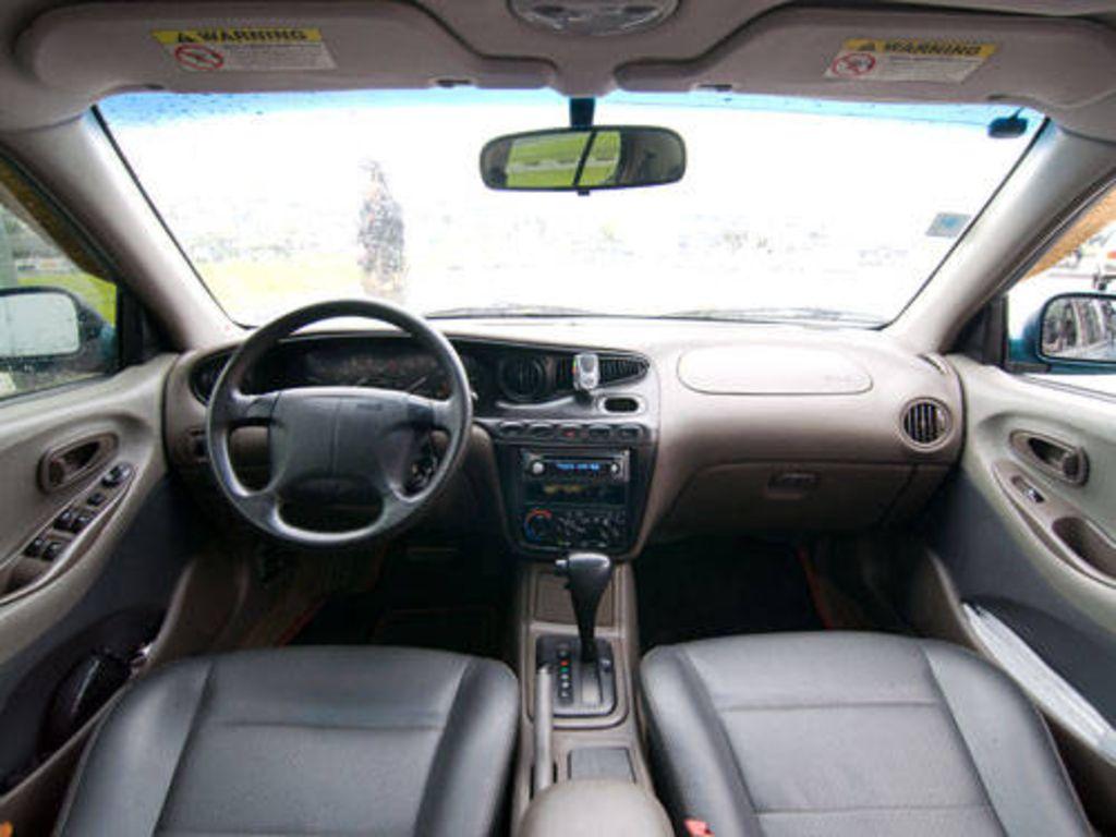 2000 Daewoo Leganza specs, Engine size 2200cm3, Fuel type ...