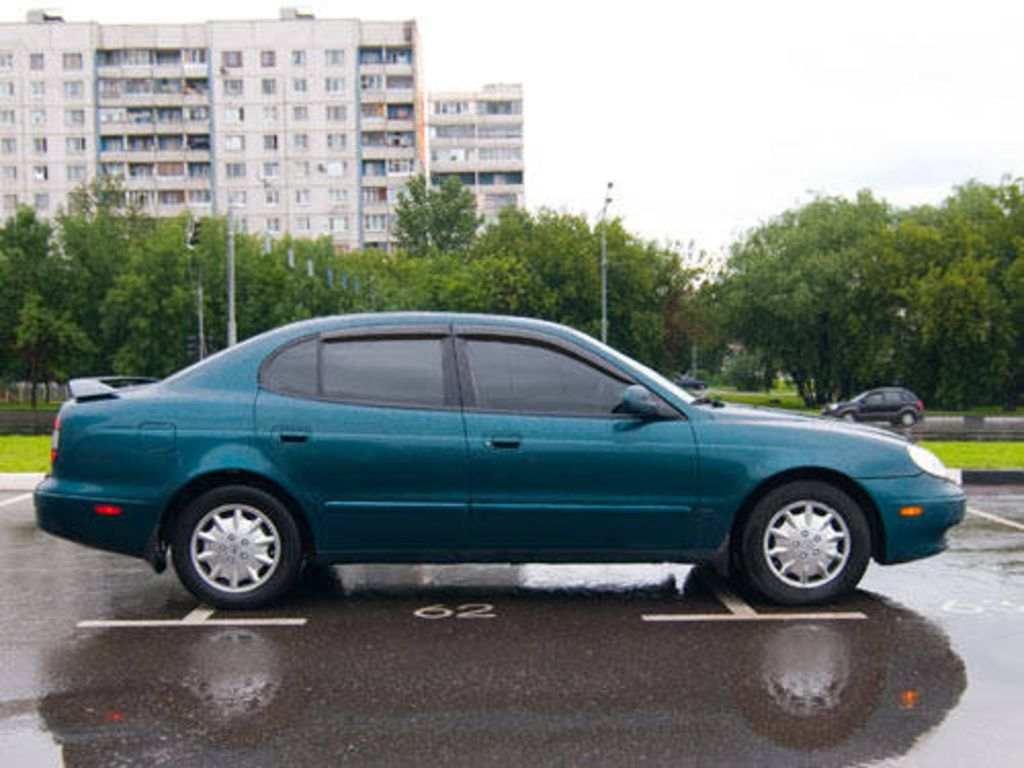 2000 Daewoo Leganza Pictures, 2200cc., Gasoline, FF, Automatic For ...
