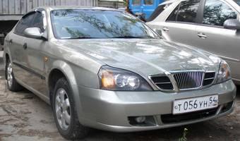 2002 Daewoo Magnus
