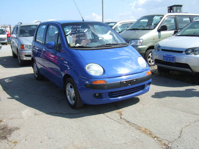 2001 daewoo matiz pics 1 0 diesel ff automatic for sale. Black Bedroom Furniture Sets. Home Design Ideas