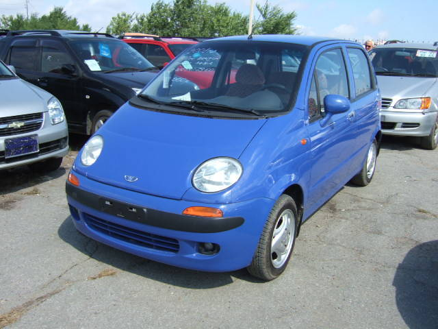 2001 daewoo matiz pictures diesel ff automatic for sale. Black Bedroom Furniture Sets. Home Design Ideas