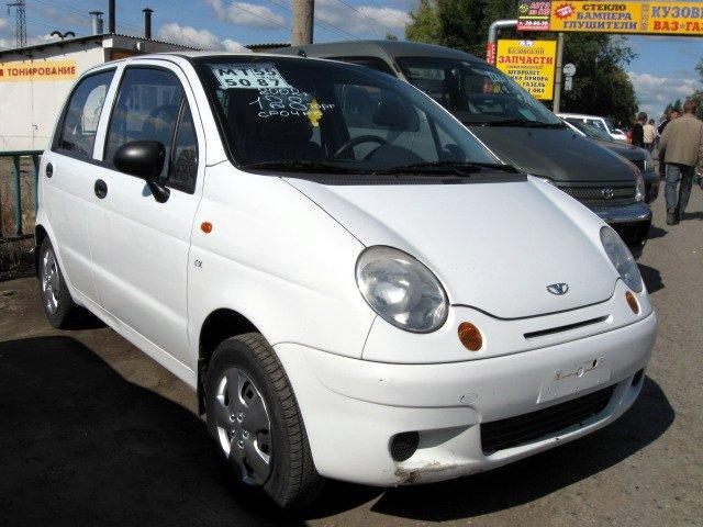 2002 Daewoo Matiz Pictures, 0.8l., Manual For Sale