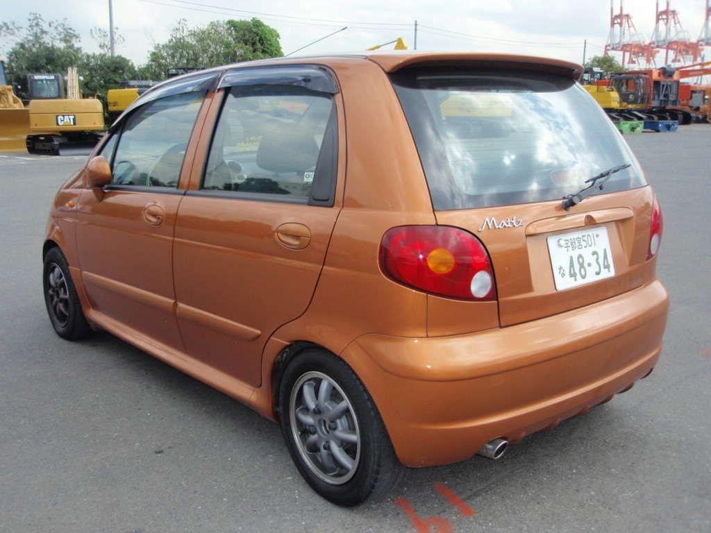 Daewoo Matiz Cars For Sale