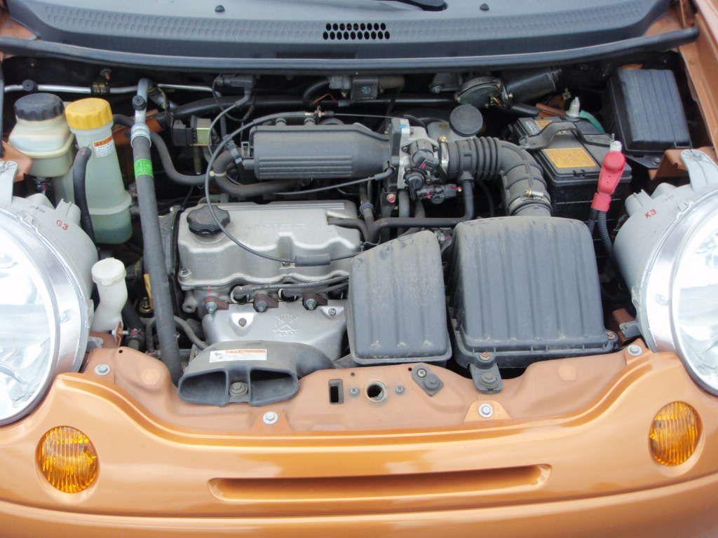 2004 Daewoo Matiz Photos