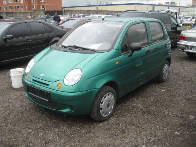 2005 daewoo matiz pictures gasoline ff for sale 2005 daewoo matiz asfbconference2016 Images