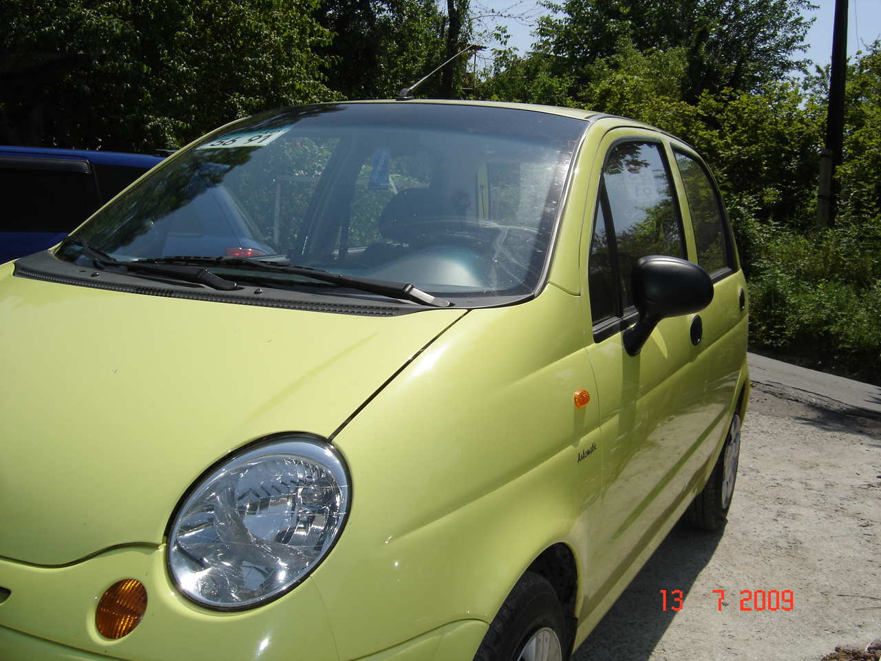 2008 daewoo matiz for sale 0 8 gasoline ff automatic for sale. Black Bedroom Furniture Sets. Home Design Ideas